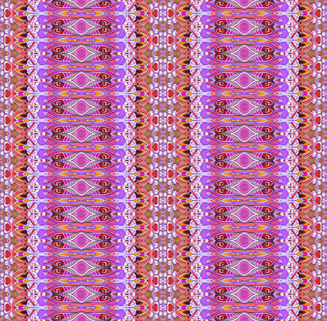 Let's Get a Sandwich at the Psychedelicatessen fabric by edsel2084 on Spoonflower - custom fabric