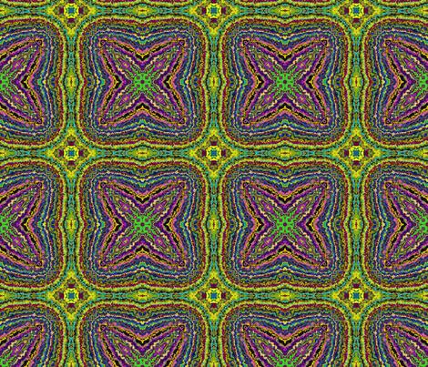 Rock_the_Casbah-Mandala4 fabric by groovity on Spoonflower - custom fabric