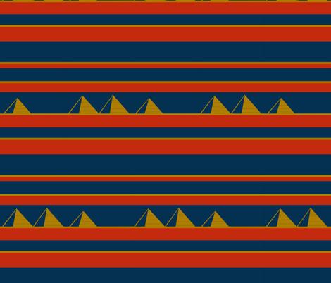 Giza fabric by otterspiel on Spoonflower - custom fabric