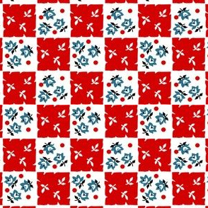 Red Checkered Past