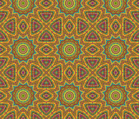 Here Comes the Sun fabric by groovity on Spoonflower - custom fabric