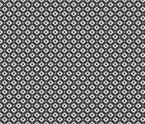 Diamond Stars fabric by glimmericks on Spoonflower - custom fabric