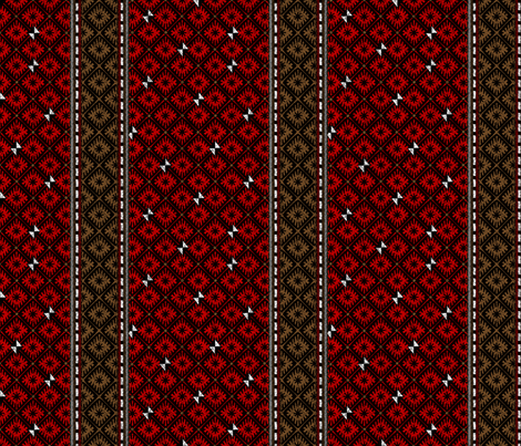 african_blockprints fabric by glimmericks on Spoonflower - custom fabric
