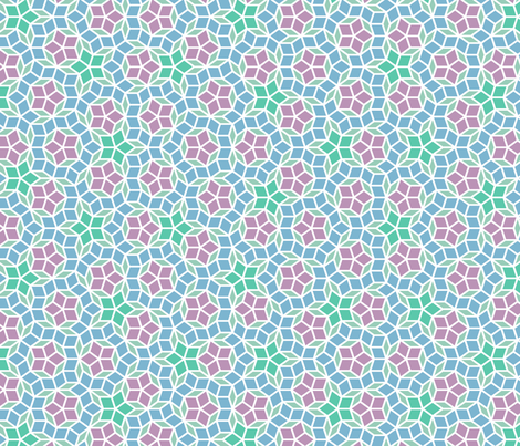 penrose half fabric by craige on Spoonflower - custom fabric