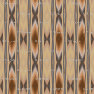 Beach Patterned Stripe © Gingezel™ 2013