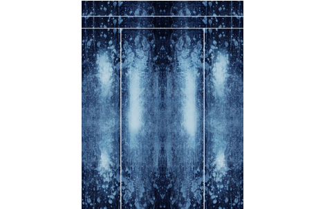 SD Deep Blue fabric by forevervirginia on Spoonflower - custom fabric
