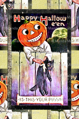 Halloween Is This Your Pussy?