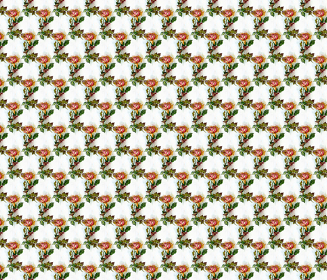 Vintage Rose fabric by mandamacabre on Spoonflower - custom fabric