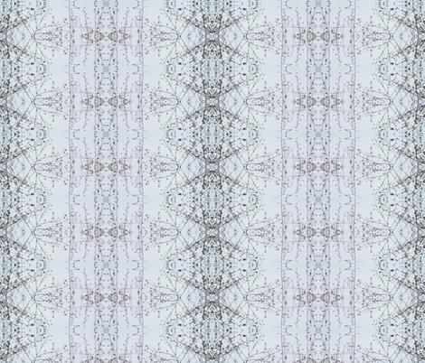 Winter Geometry fabric by rmurdock on Spoonflower - custom fabric