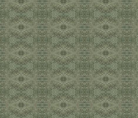 Winter Mosaic-Small fabric by rmurdock on Spoonflower - custom fabric