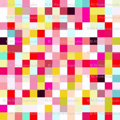 Pixelpaper Multicolor 2