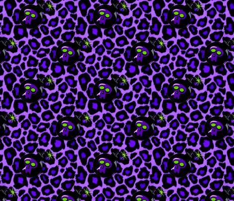Time Bomb fabric by slickandhisruin on Spoonflower - custom fabric
