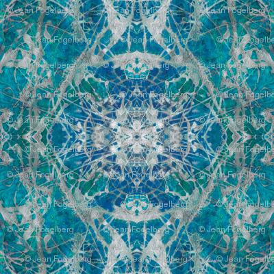 """""""Solstice"""" Medium Print"""