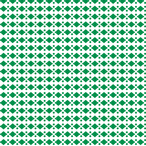 April Diamond   -Bs   -G&W  fabric by fireflower on Spoonflower - custom fabric