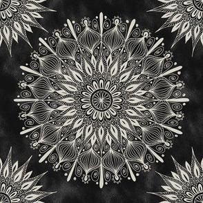 Mandala1-black
