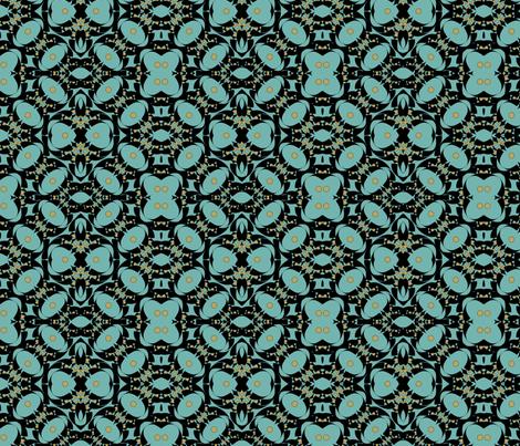 kinghini3-ed fabric by cilade on Spoonflower - custom fabric