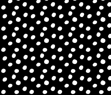 dollops of cream fabric by dollop on Spoonflower - custom fabric