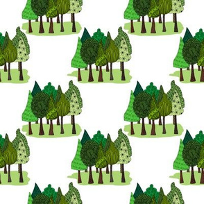 Doodle Tree Island