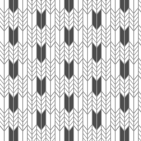 Gray Wheat Weave fabric by mrshervi on Spoonflower - custom fabric