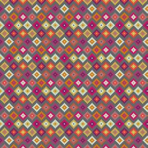 Bold Moroccan Mini