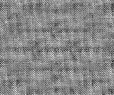 Gray Rough Linen