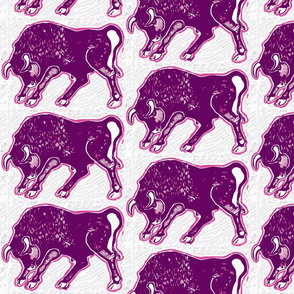 Purple Taurus