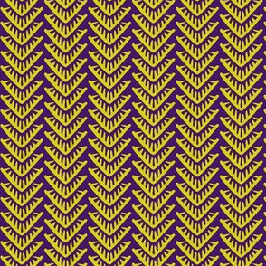 Diamond Scales green-purple
