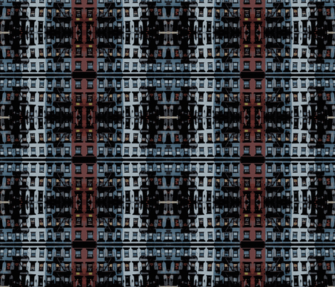 City Plaid fabric by relative_of_otis on Spoonflower - custom fabric