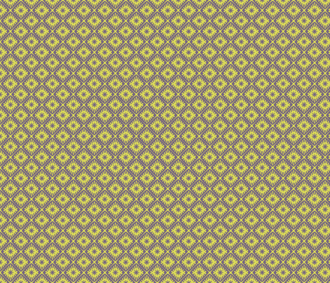 Diamond Stars-violets fabric by glimmericks on Spoonflower - custom fabric