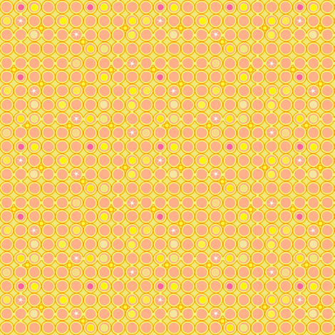 dots_de_la_grapefruit fabric by glimmericks on Spoonflower - custom fabric