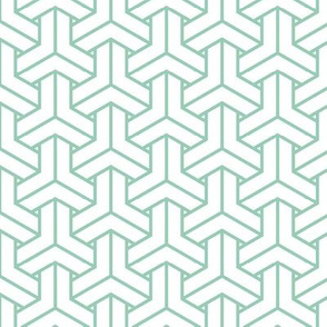 bishamon in grayed jade
