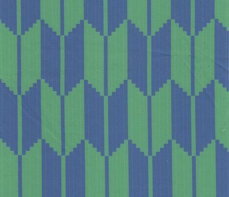 arrow - green, blue