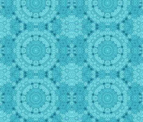 Lindisfarne_Lace fabric by mandalamandarin on Spoonflower - custom fabric