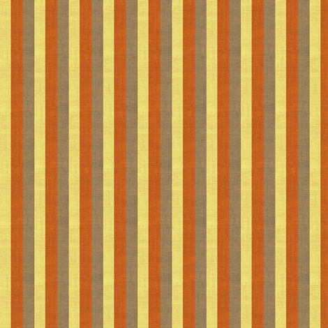 Taffy - yellow, taupe, red clay fabric by materialsgirl on Spoonflower - custom fabric