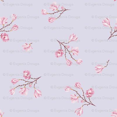 almond Blossoms_lila