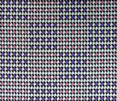 Dogtooth pattern