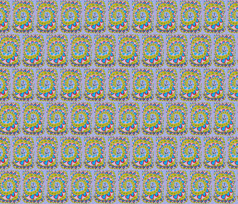 Pattern 85 fabric by linsart on Spoonflower - custom fabric
