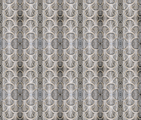 Pillars fabric by linsart on Spoonflower - custom fabric