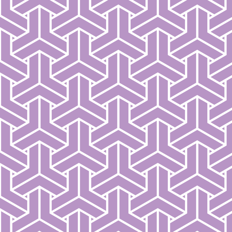 bishamon solid in charoite fabric by chantae on Spoonflower - custom fabric