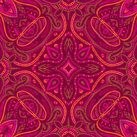 Crimea fabric by siya on Spoonflower - custom fabric