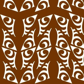 Geckoz Maori tattoo