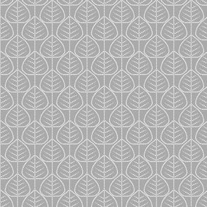 Leaf (gray)