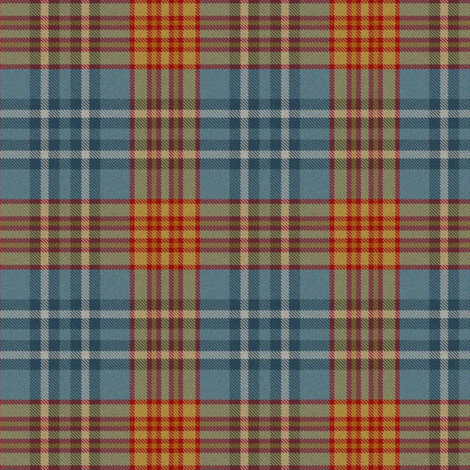 November Tartan fabric by moirarae on Spoonflower - custom fabric