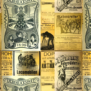 German Advertisements