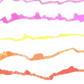 Landscape stripes