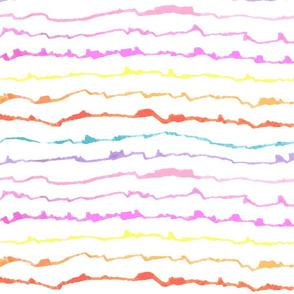 Landscape medium stripes