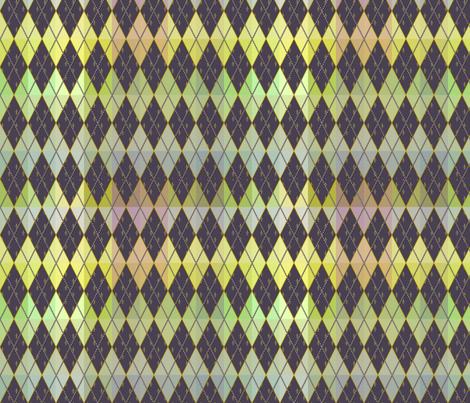 Argyle de Mardi Gras fabric by glimmericks on Spoonflower - custom fabric