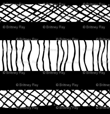 Stripey Criss-Cross