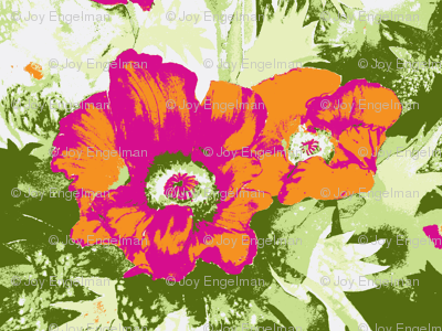 Poppy Time in brights