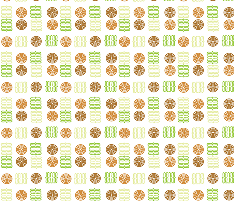 bongo fabric by cilade on Spoonflower - custom fabric